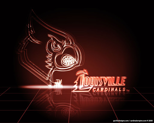 Louisville Cardinals Desktop Wallpaper