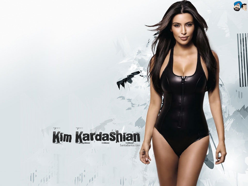 Kim Kardashian HD Images 1024x768