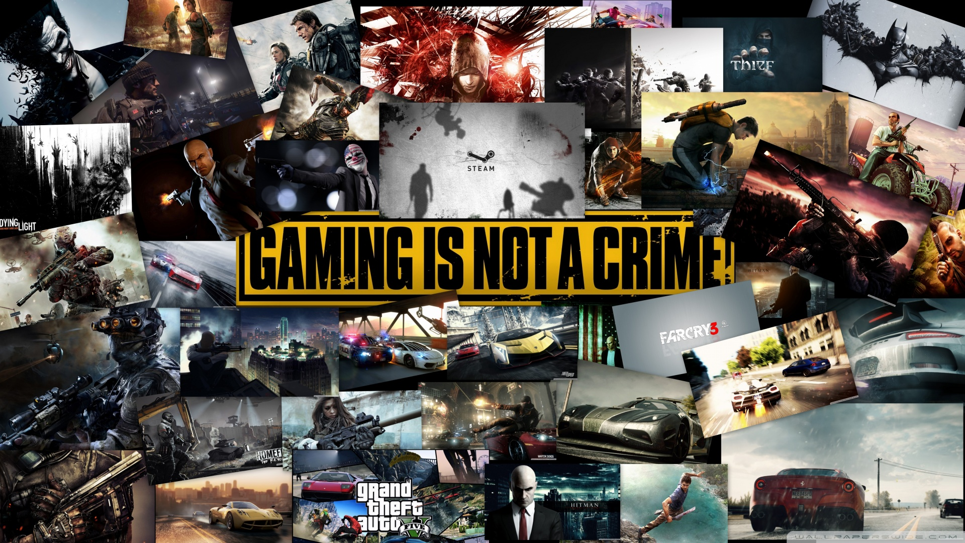 24 Gaming Is Not A Crime Wallpapers On Wallpapersafari