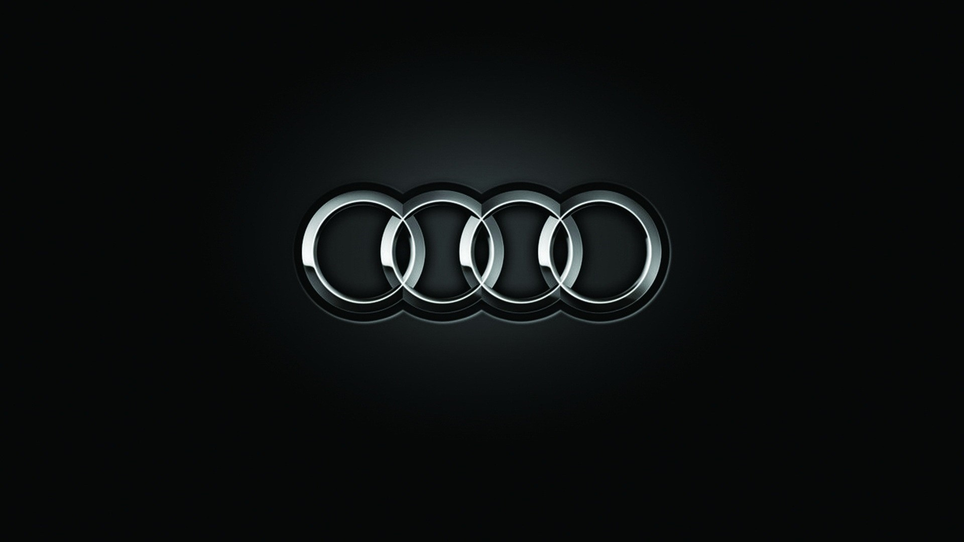 Audi Luxury Car Company Logo HD Photo HD Famous Wallpapers 1920x1080