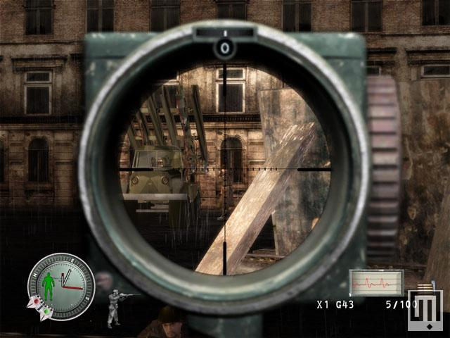 Sniper elite Wallpaper Information Ultimate Games World wallpaper 640x480