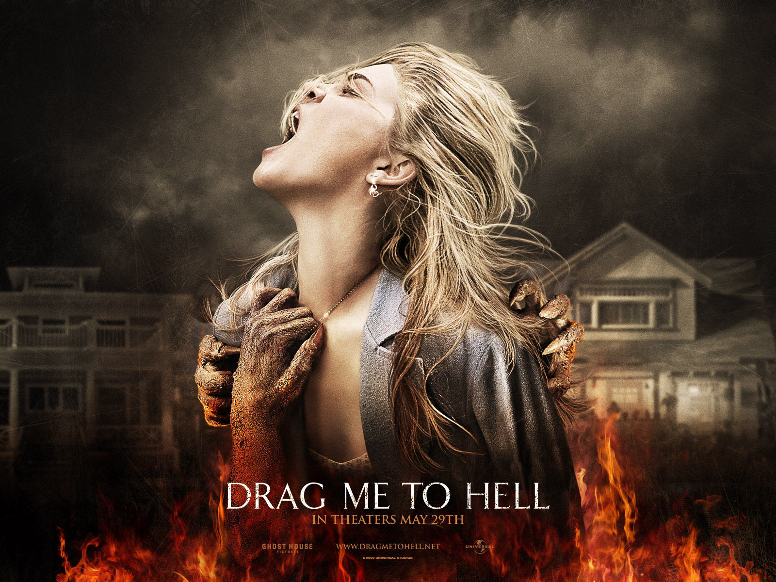 Drag Me to Hell wallpapers   Horror Movies Wallpaper 6396121 1600x1200