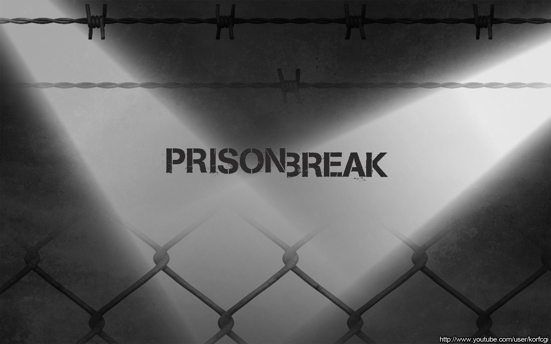 Prison Break wallpaper by KorfCGI 1920x1200