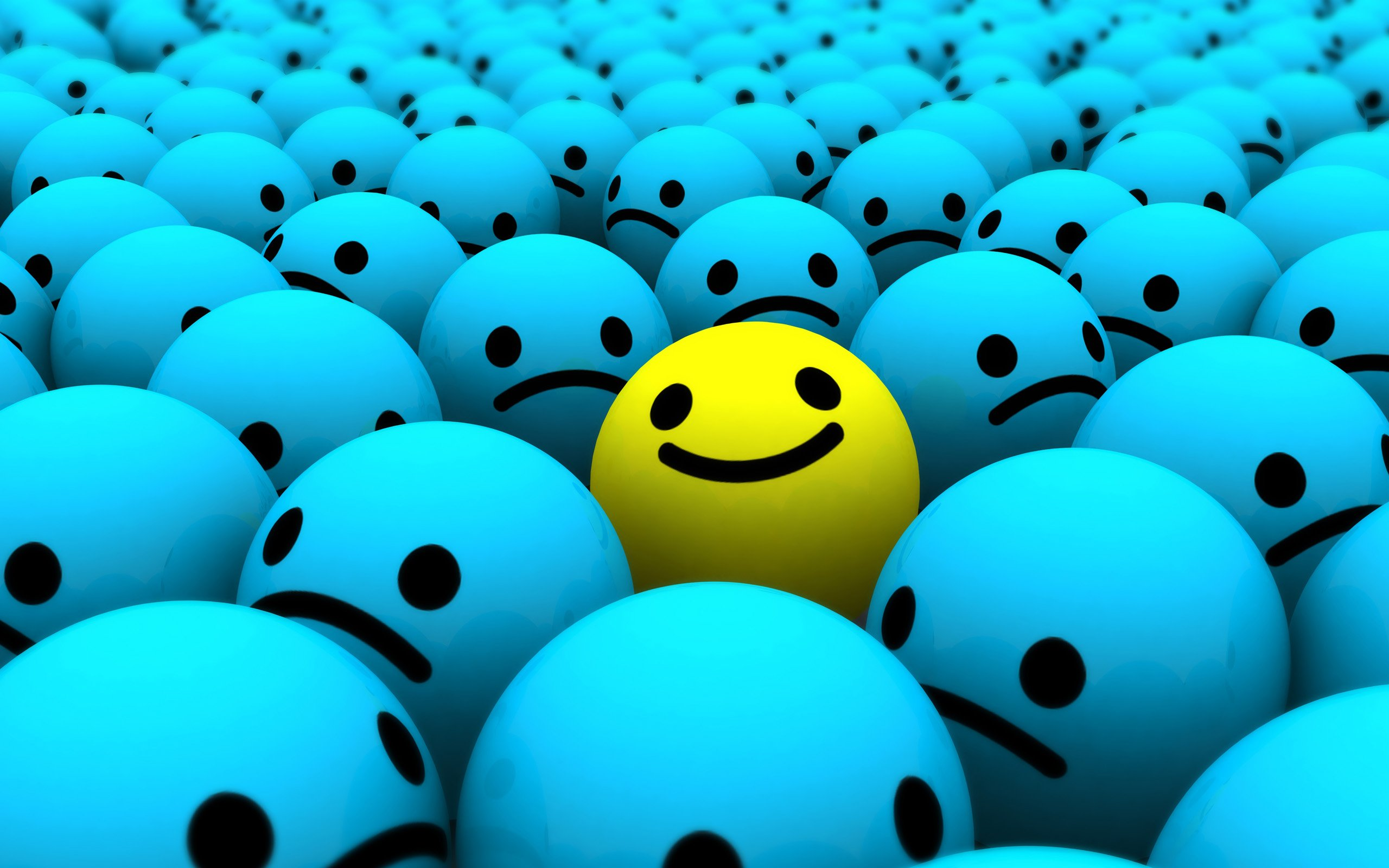 Smiley Faces Exclusive HD Wallpapers 1823 2560x1600