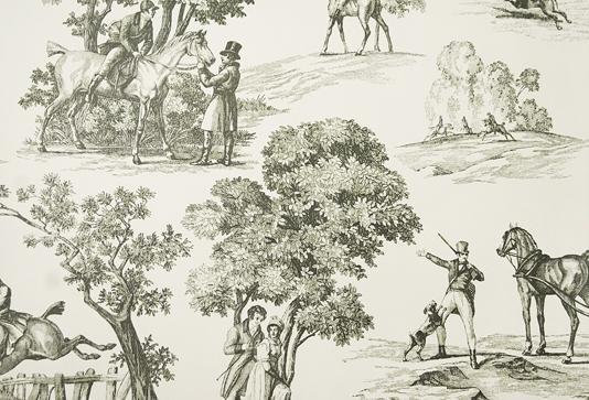 Fox Hunting Wallpaper Wallpapersafari