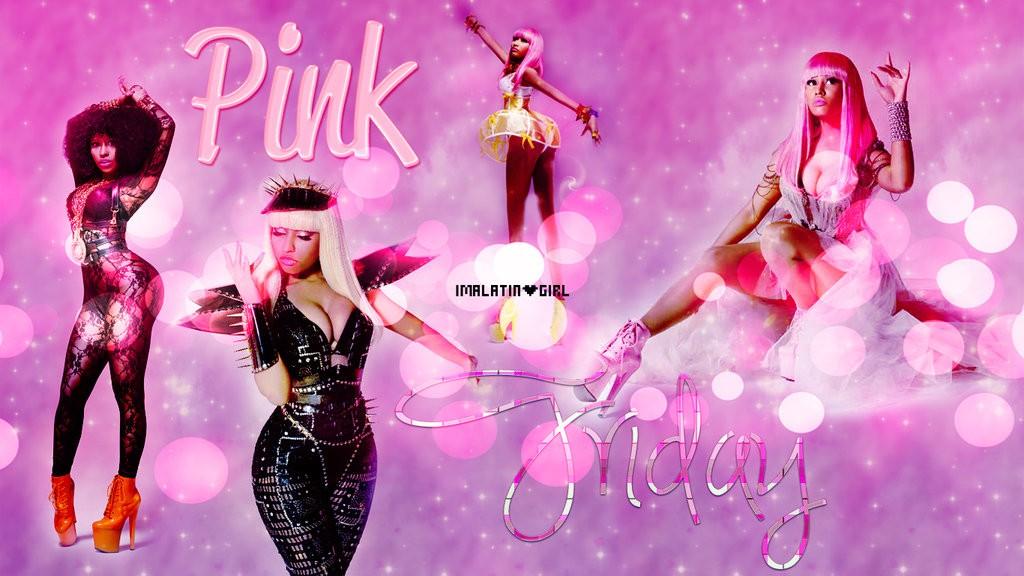 Nicki Minaj Pink Friday 6 • Rap Wallpapers