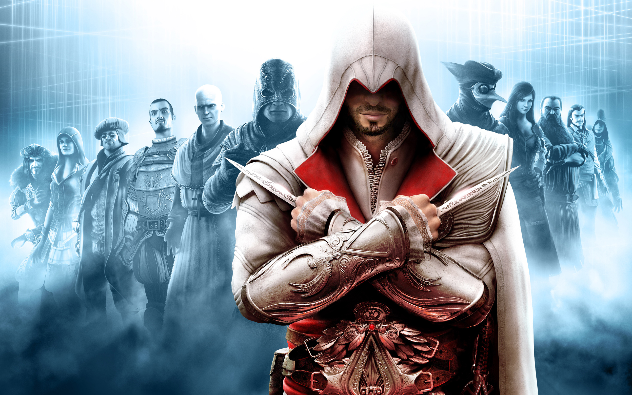 Assassins Creed Brotherhood Wallpapers HD Wallpapers 2560x1600