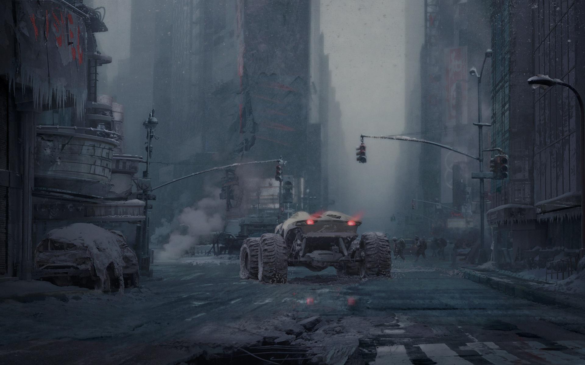 Destroyed City Desktop Background HD 2000x1208 deskbgcom 1920x1200