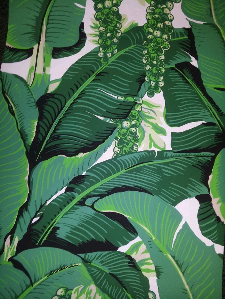 Drapers Brazilliance Wallpaper 736x981