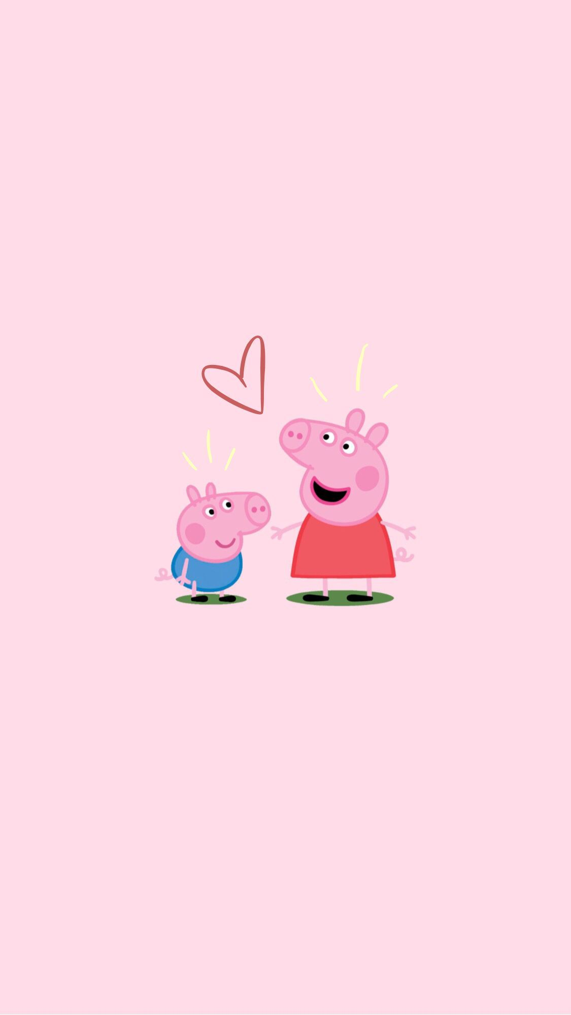 Peppa Pig iPhone Wallpapers   Top Peppa Pig iPhone 1125x2000