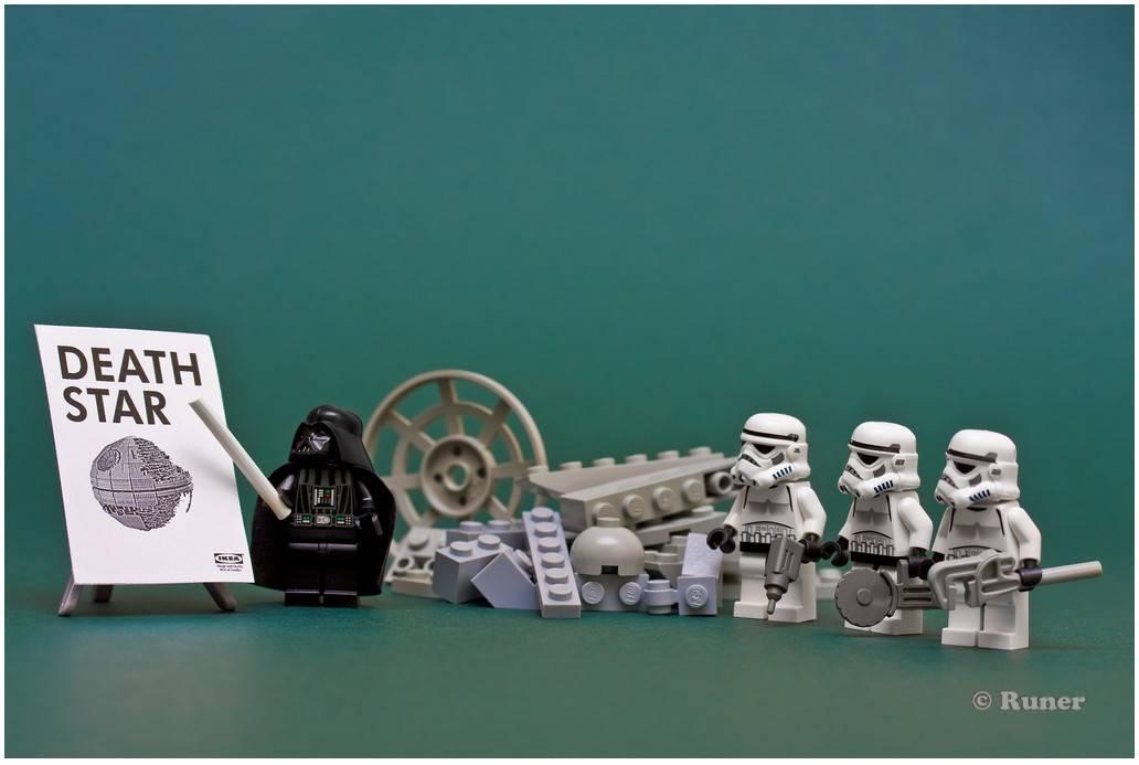 77 Lego Star Wars Wallpaper On Wallpapersafari
