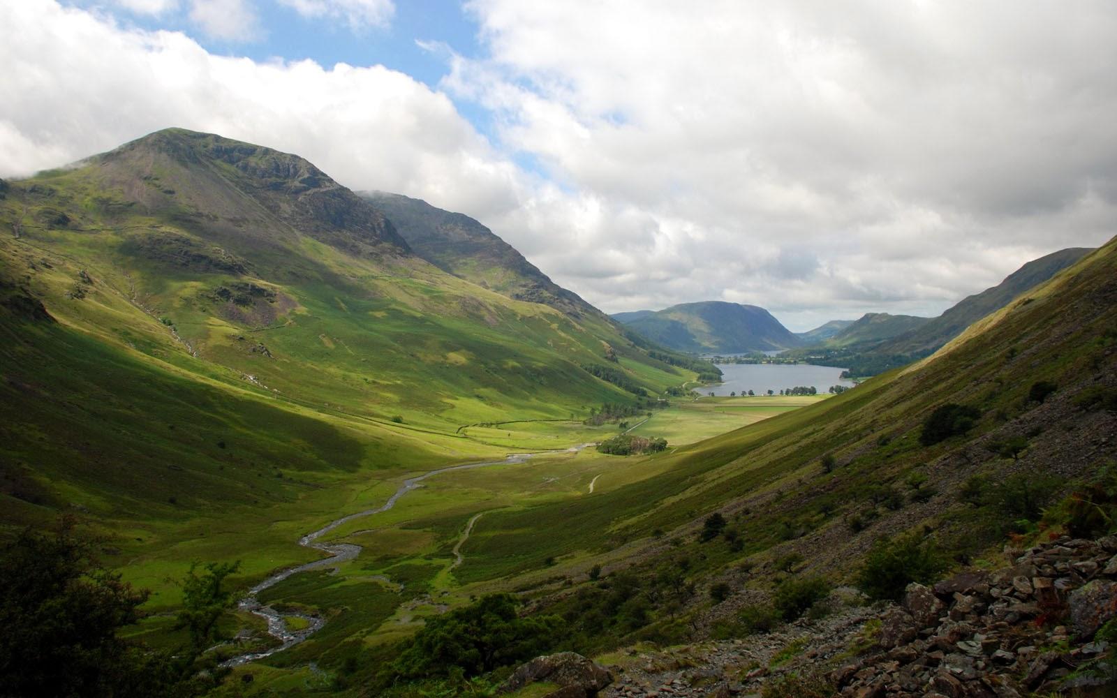 National Park Desktop Wallpapers Lake District National Park Desktop 1600x1000
