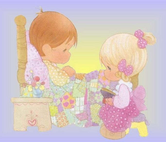 Precious Moments Valentine Wallpaper - WallpaperSafari