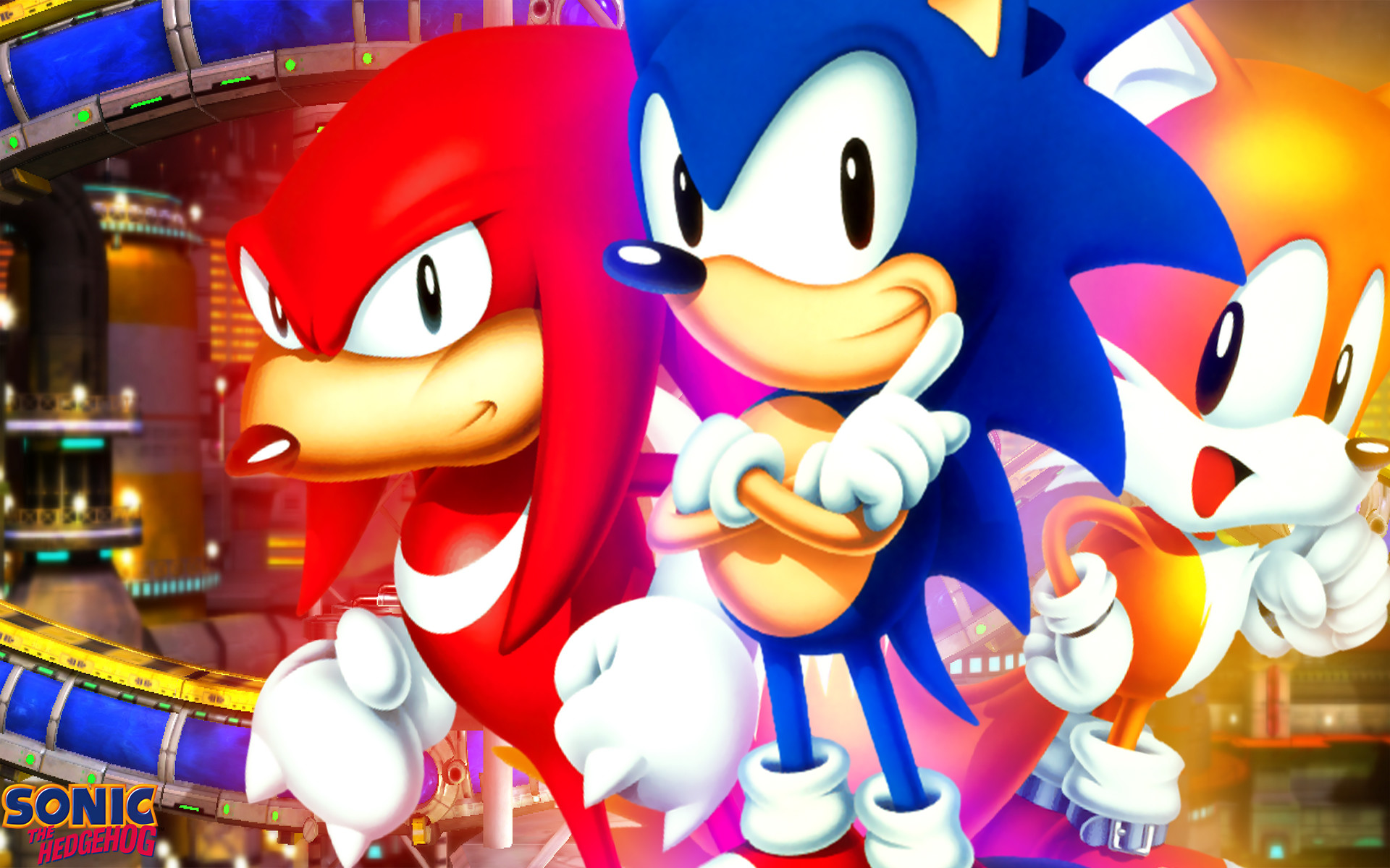 Free Download Classic Sonic Wallpaper Hd 68 Images 1920x1200 For