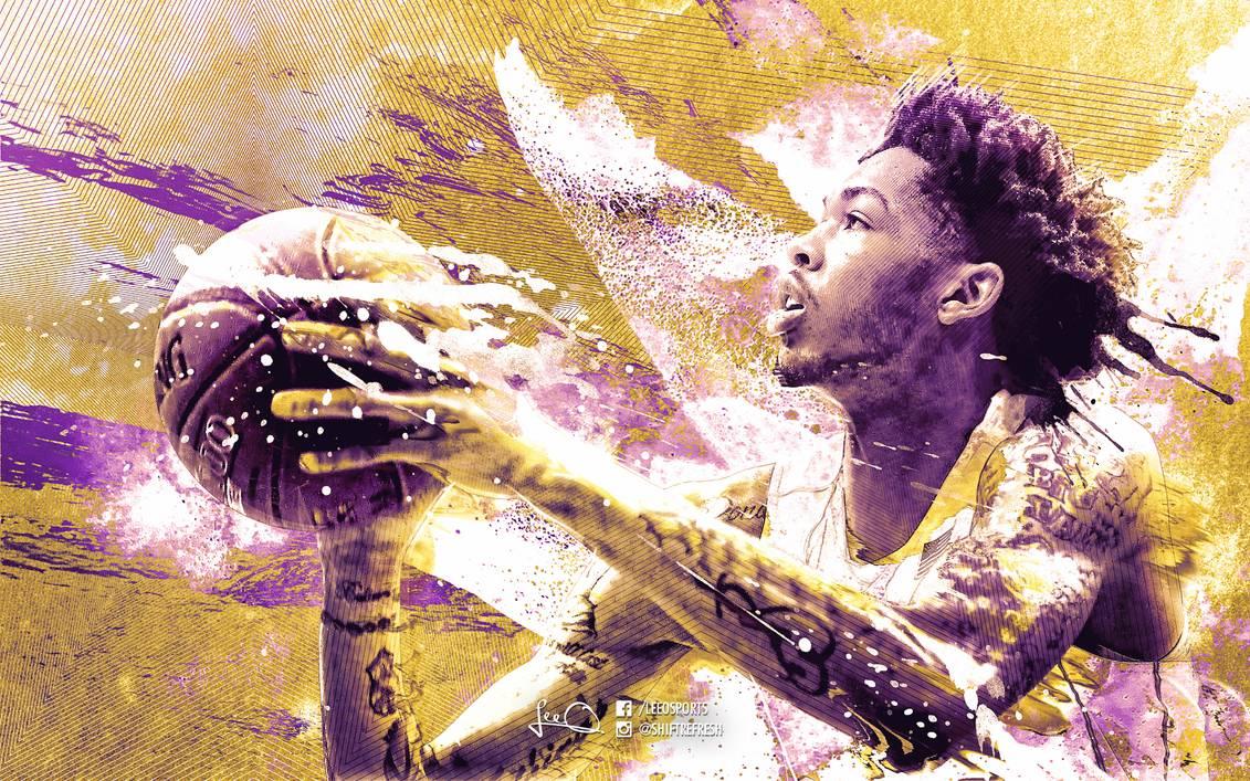 Brandon Ingram Lakers Wallpaper by skythlee 1131x707