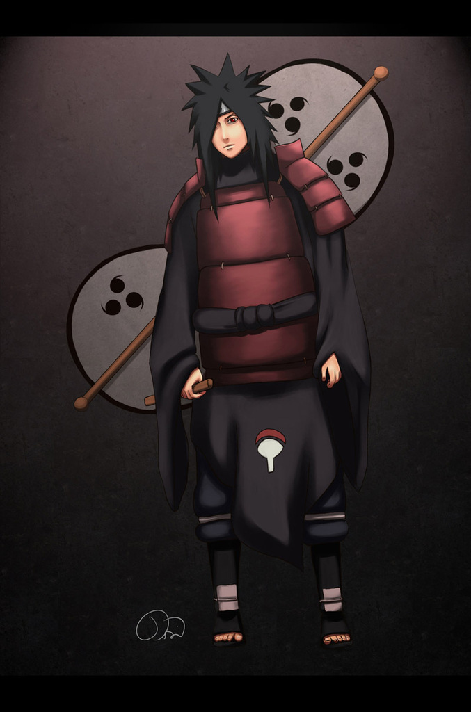 Naruto Wallpapers Uchiha Madara leader of the Uchiha clan   ok U X 677x1024
