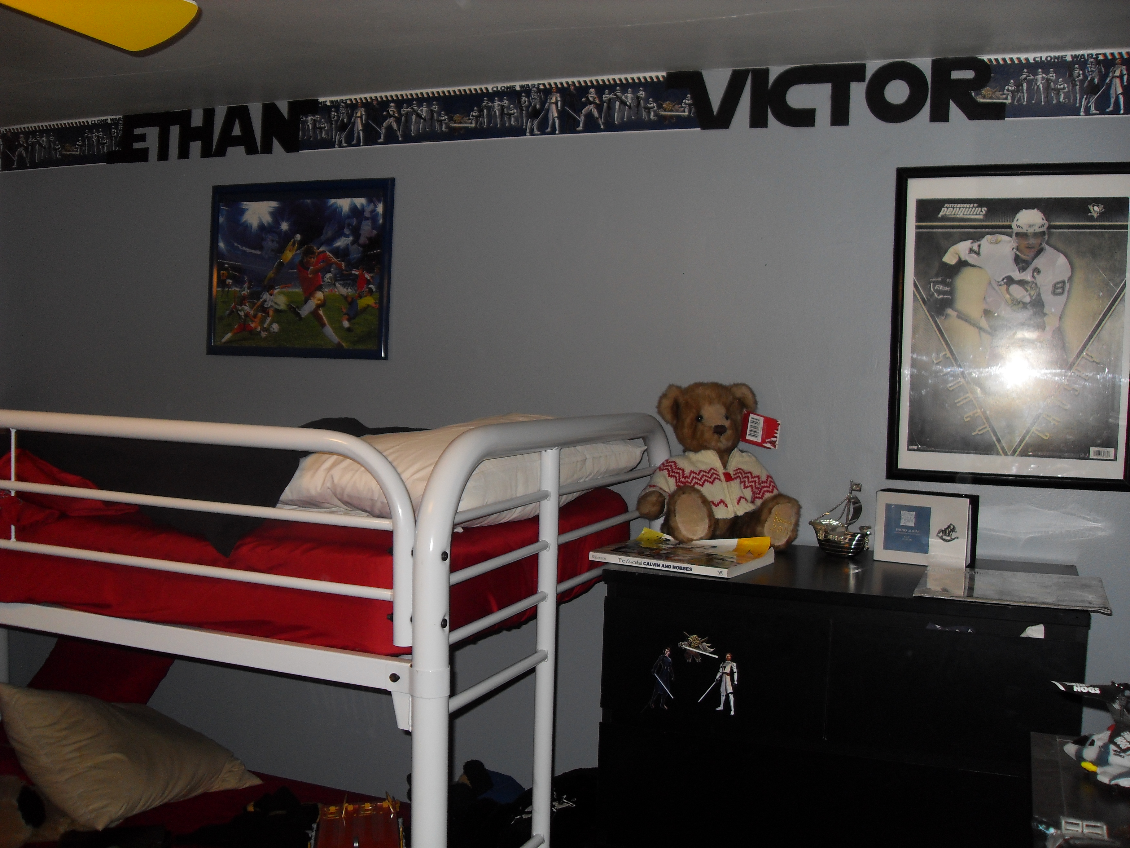 Free Download The Ultimate Star Wars Bedroom The Moreau Family