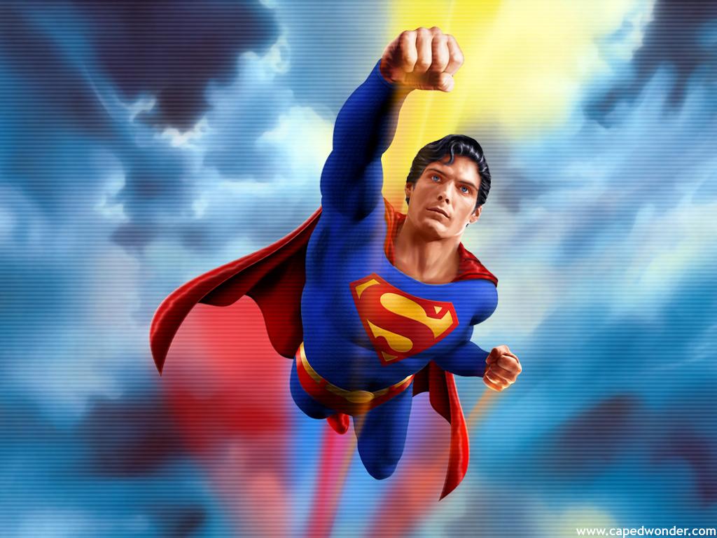 Superman Mobile Wallpaper - WallpaperSafari