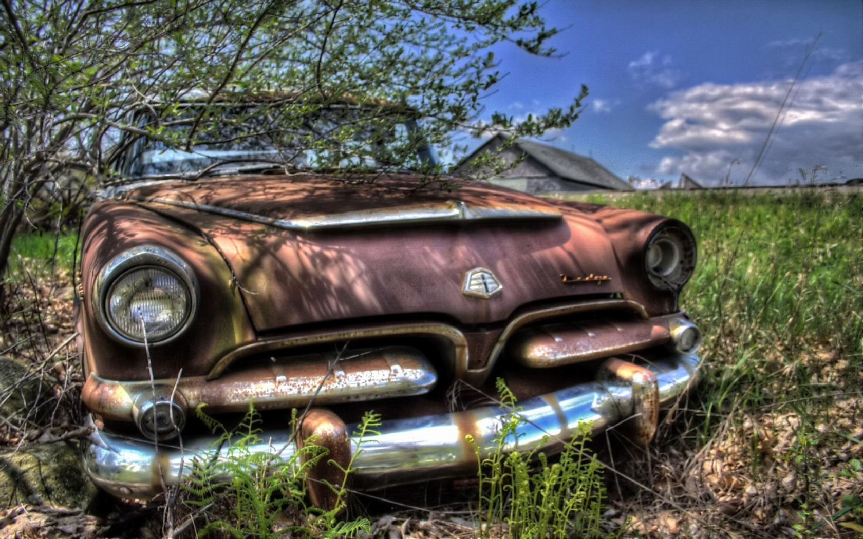 Old Abandoned Car Wallpapers And Images Pictures Photos 1680x1050