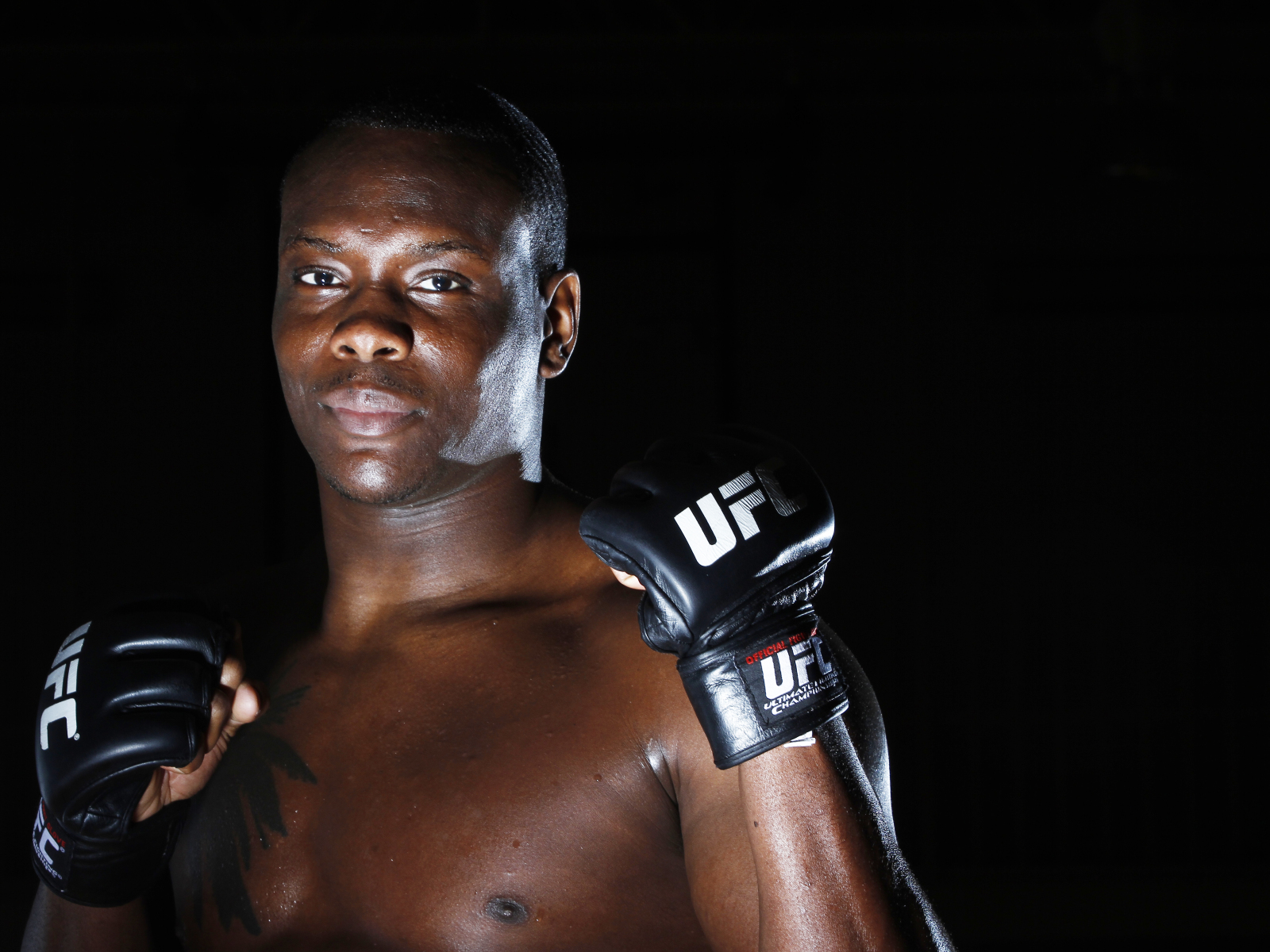 Ovince Saint Preux Ultimate Fighting Championship Fighter HD 4K 1600x1200