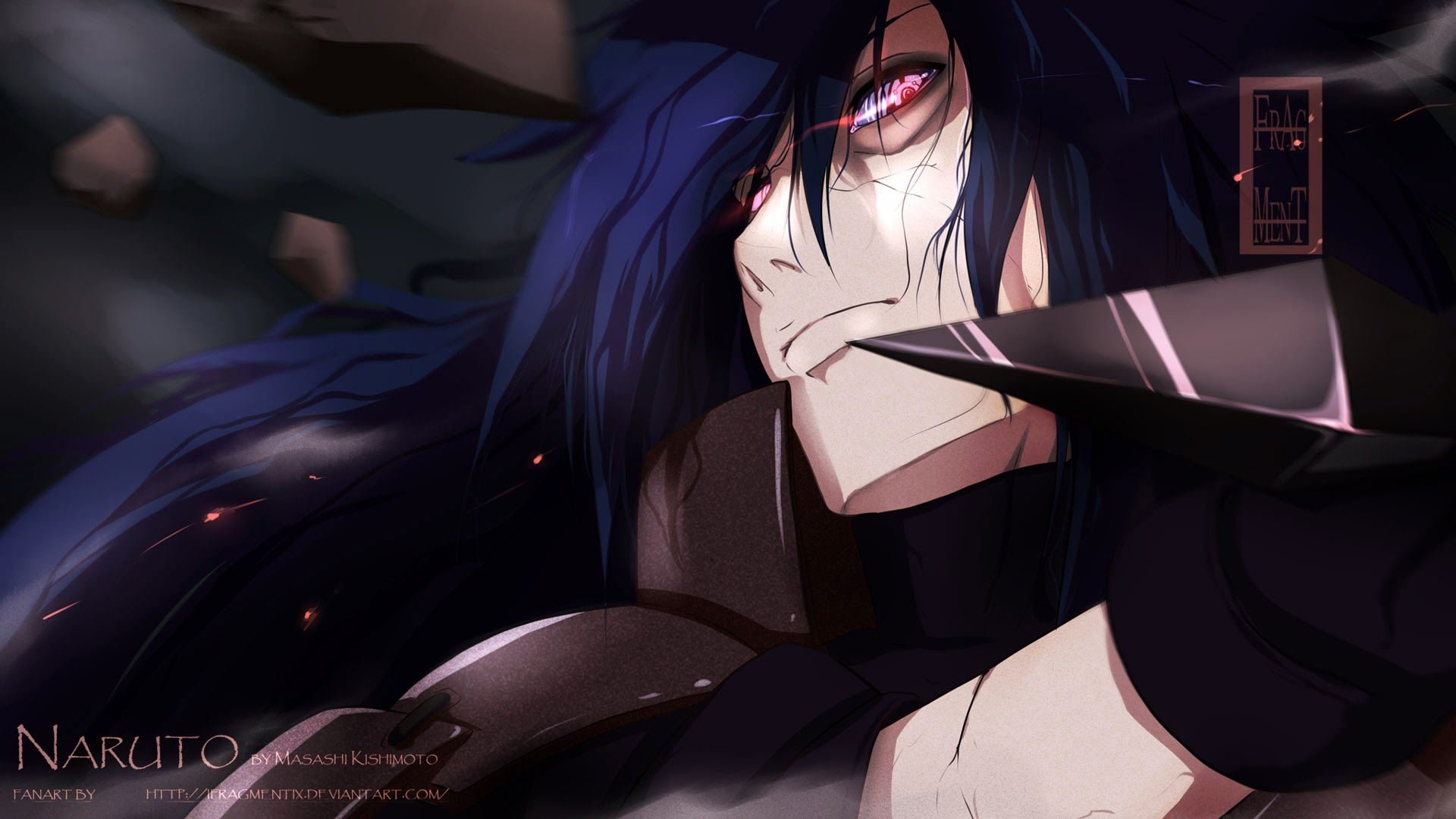 uchiha madara mangekyou sharingan eyes anime hd wallpaper deviant art 1920x1080