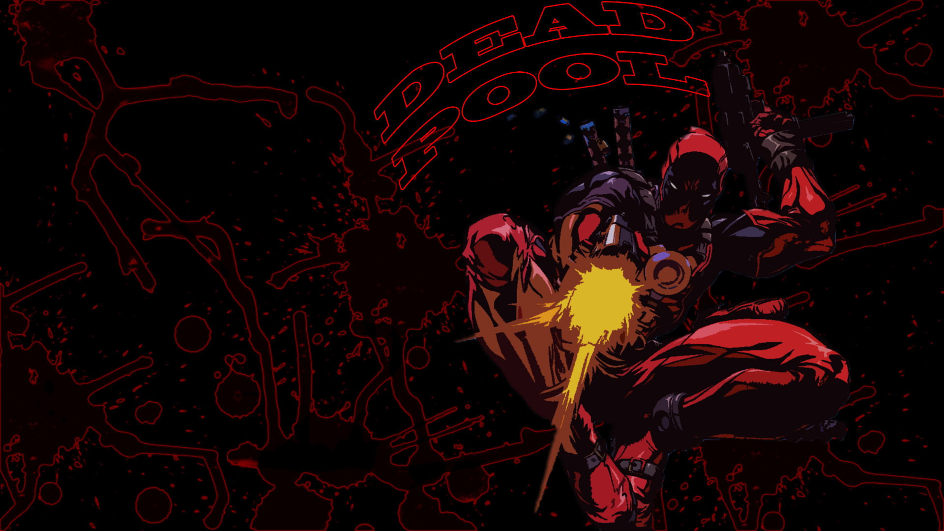 wallpapers cool oldirrtydoogz deadpool whipped couple wallpaper 1920x1080