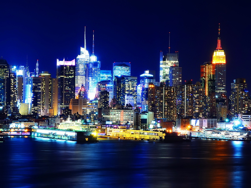 new york hdr wallpapers stocks wallpaper wallpaper city guide 1024x768