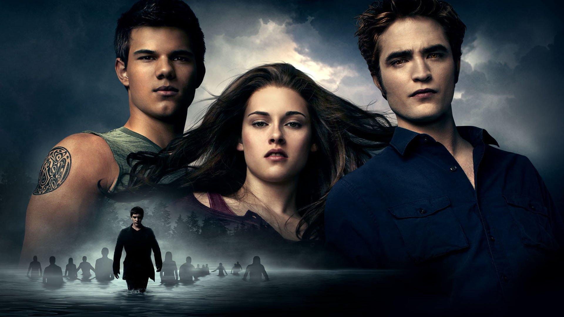 10 The Twilight Saga Eclipse HD Wallpapers Background Images 1920x1080