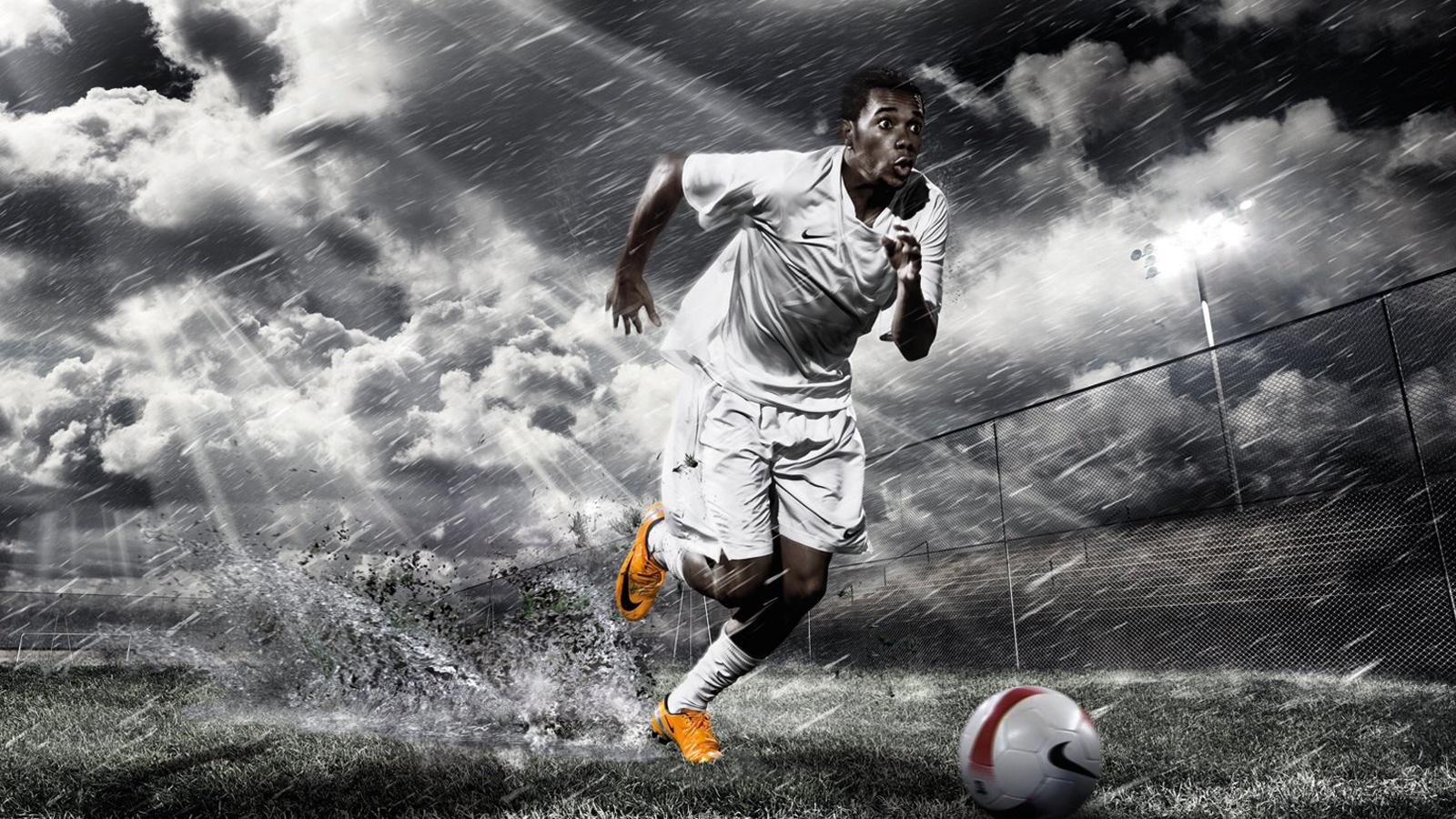 Robinho Nike Brand Wallpapers HD Wallpapers 1600x900
