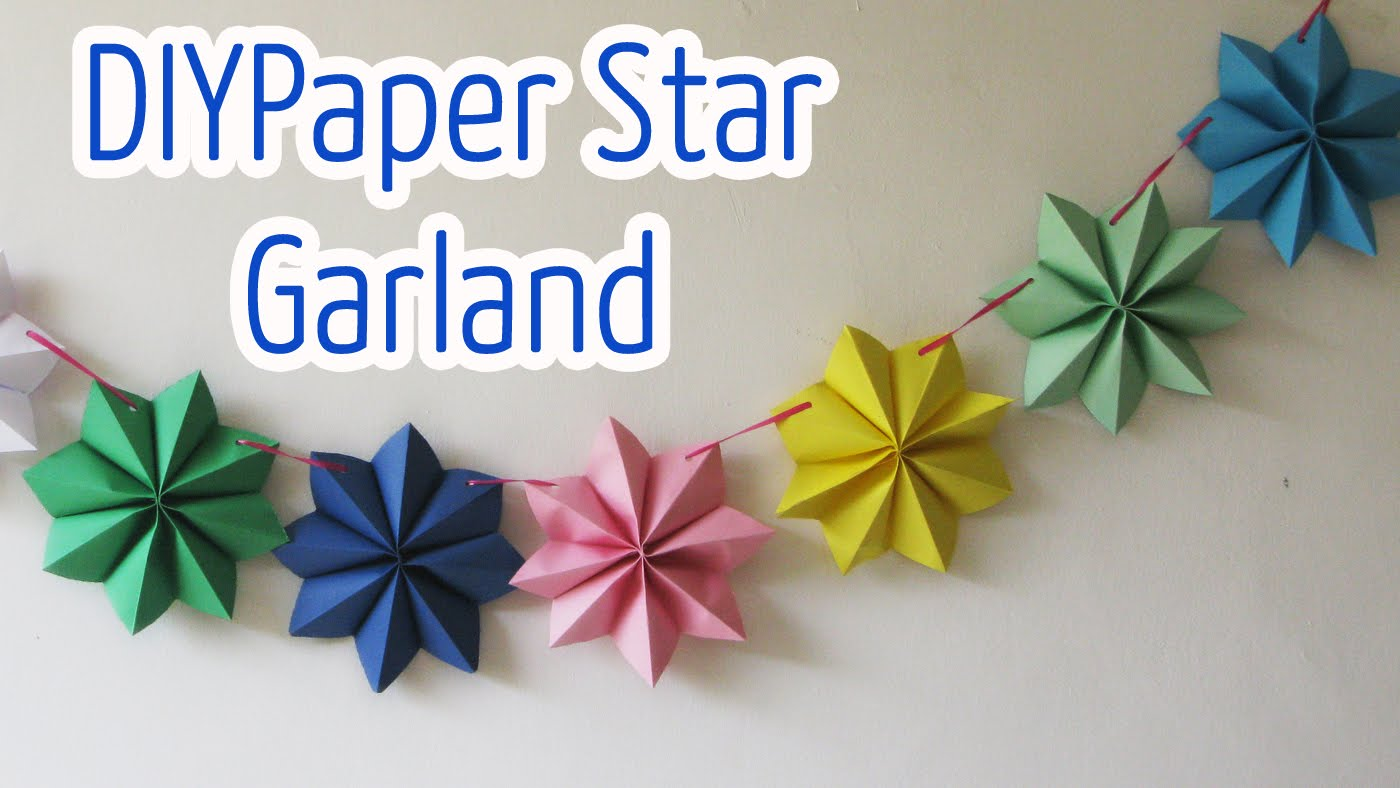 How To Make A Paper Bag Star or Flower - YouTube | Paper bag ... | 788x1400