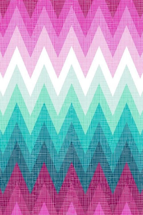 Wallpaperand backgrounds Pinterest Wallpapers Zig Zag Wallpaper 500x750