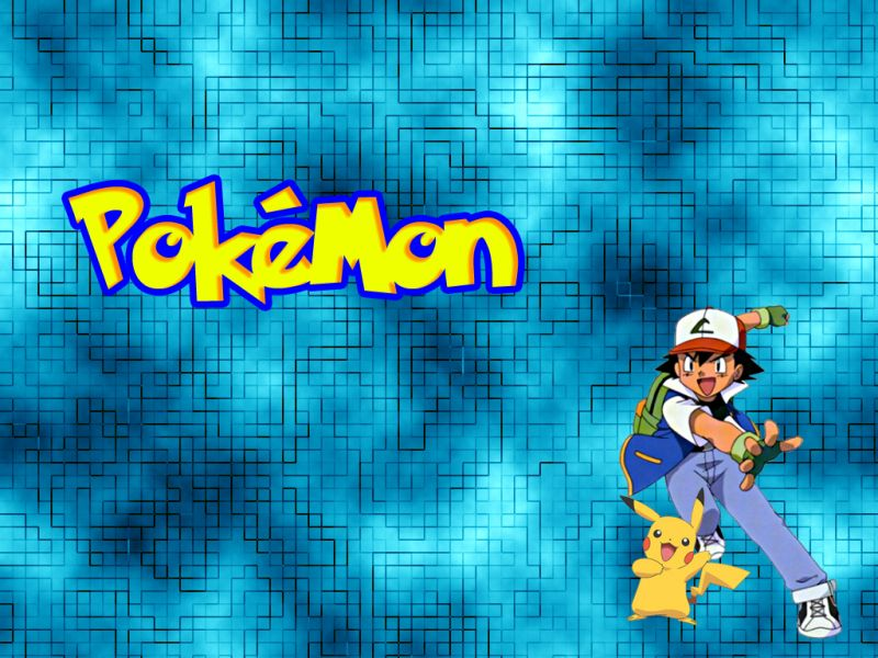 Pokemon Ash Wallpapers 800x600