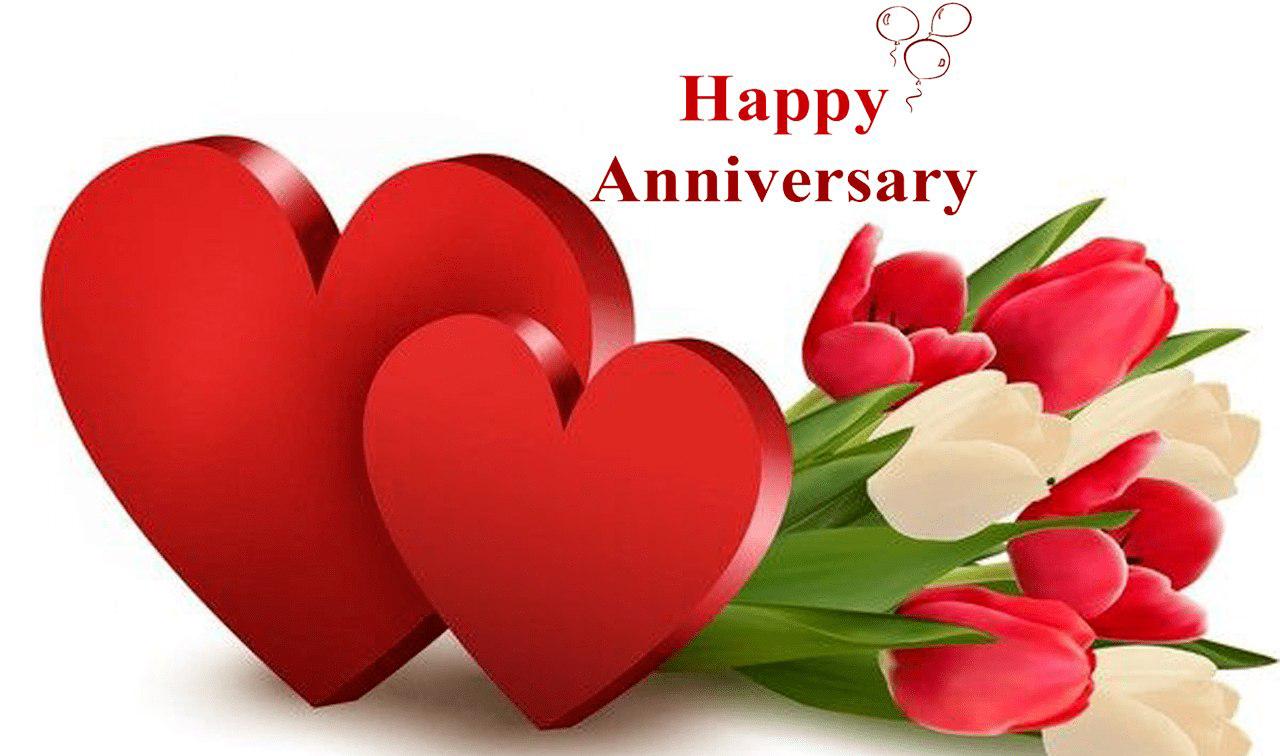 Happy Anniversary PNG Images Transparent Download PNGMartcom 1280x756