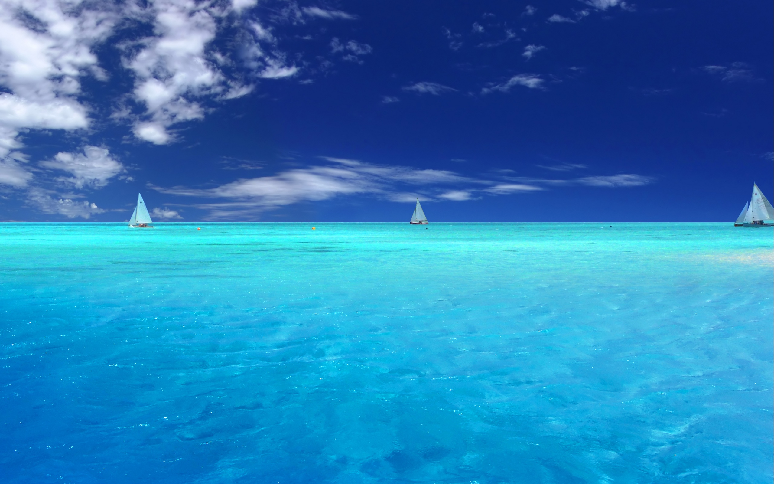 2560x1600 Blue Paradise desktop PC and Mac wallpaper 2560x1600