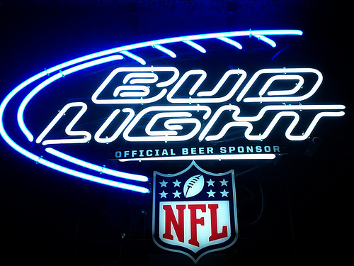 Bud Light Official Beer Sponsor NFL Flickr   Photo Sharing 500x375