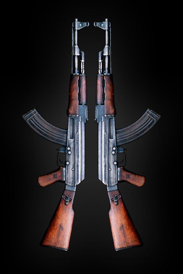 49 Ak 47 Wallpaper On Wallpapersafari