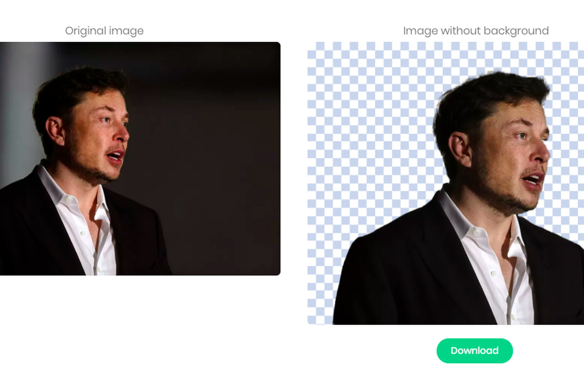 This online tool uses AI to quickly remove the background 1200x800