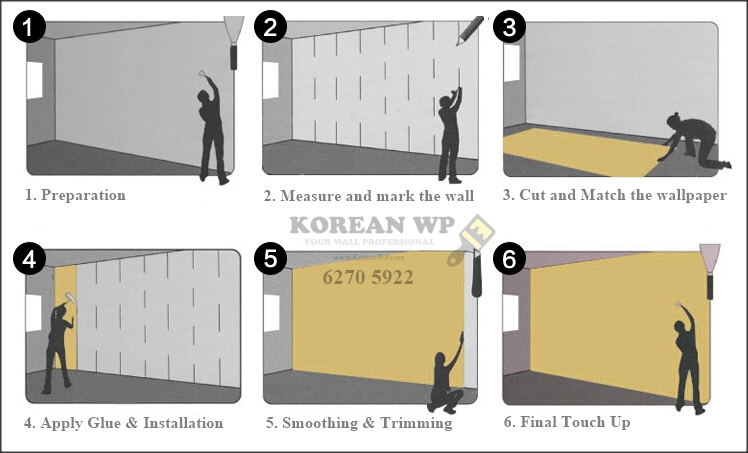Complete idiot guide to Singapore Wallpaper DIY Installation 748x453