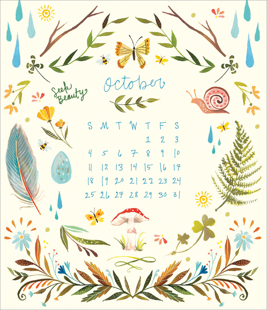 Calener October: Desktop Wallpaper Calendars October 2015