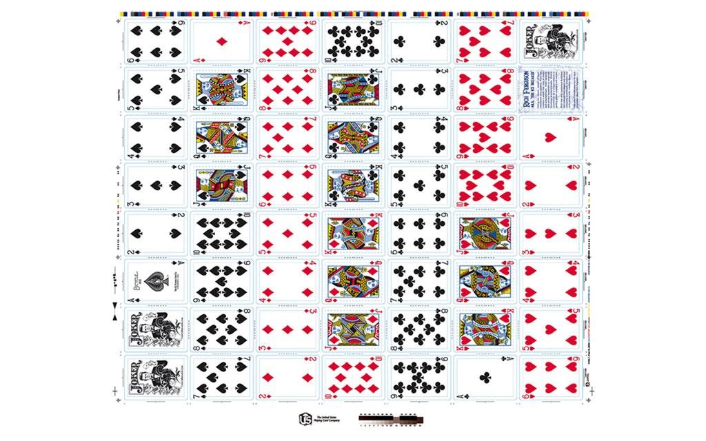 Uncut Playing Card Sheet Wallpaper   Uncut Playing Card Sheet 1024x640
