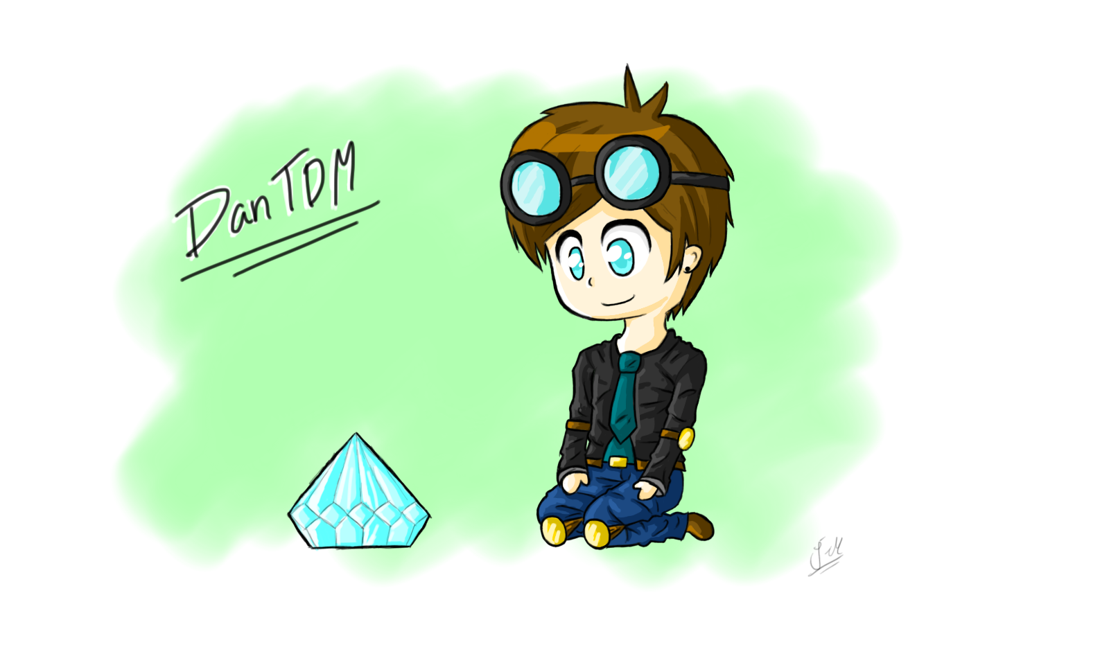 DanTDM by ThunderBuilder 1600x960