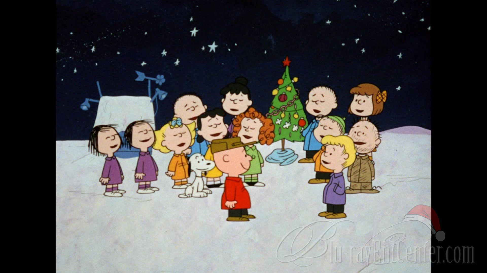 Charlie Brown Christmas Wallpapers Desktop 1920x1080