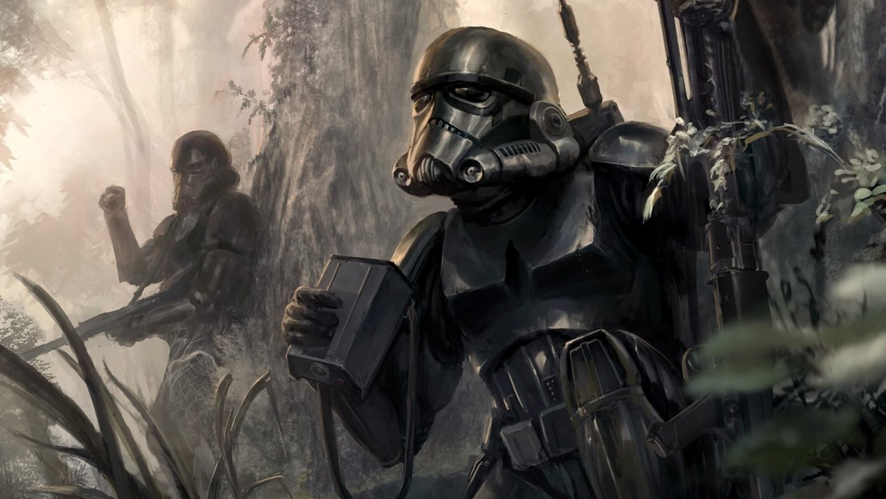 Before I get into why there are clone troopers in these movies my 1279x720