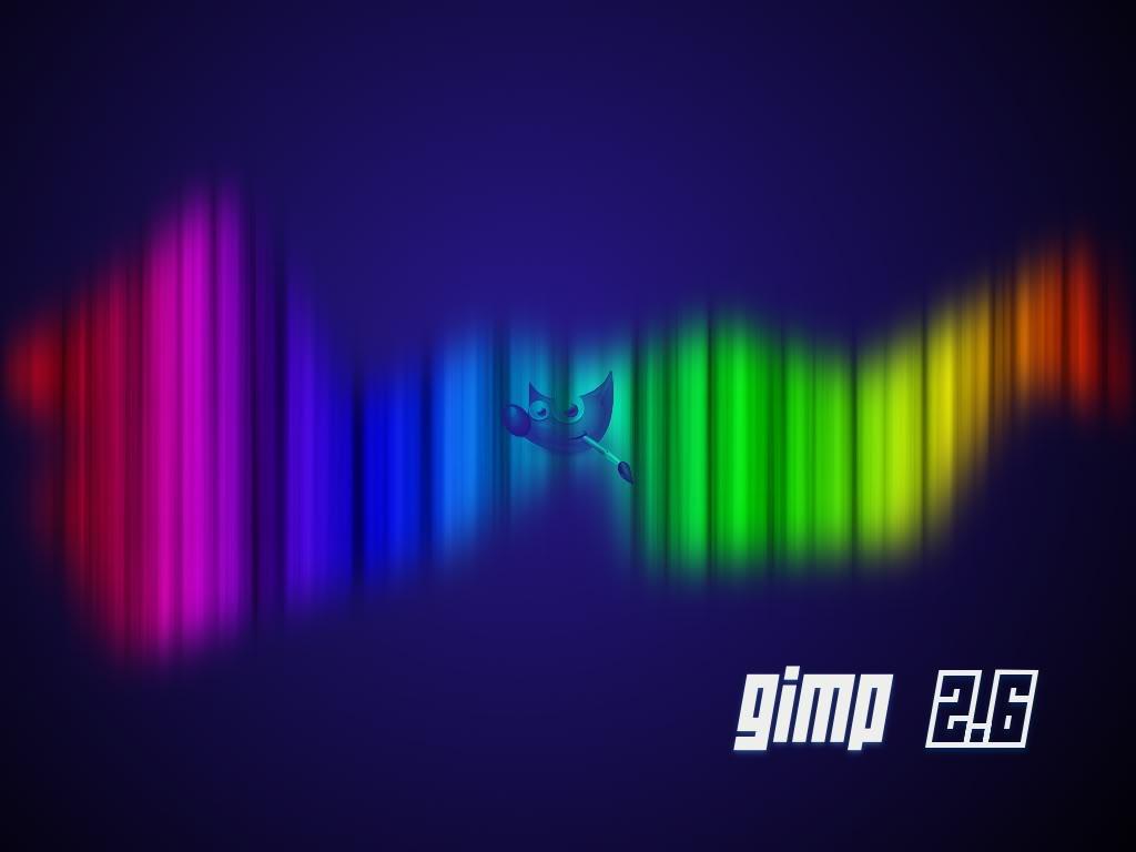 Gimp Wallpaper Gimp Desktop Background 1024x768
