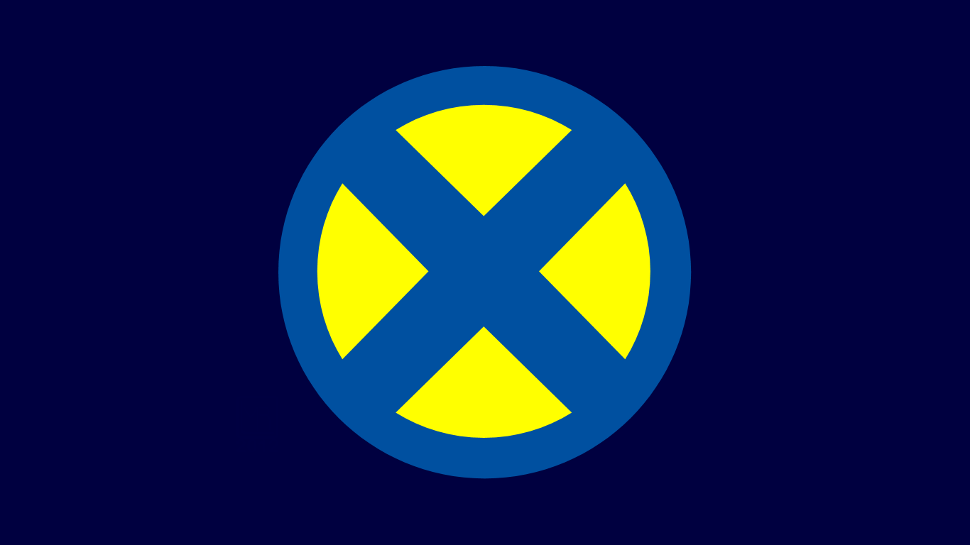 Men Logo Wallpaper For Iphone X men logo wal 1366x768