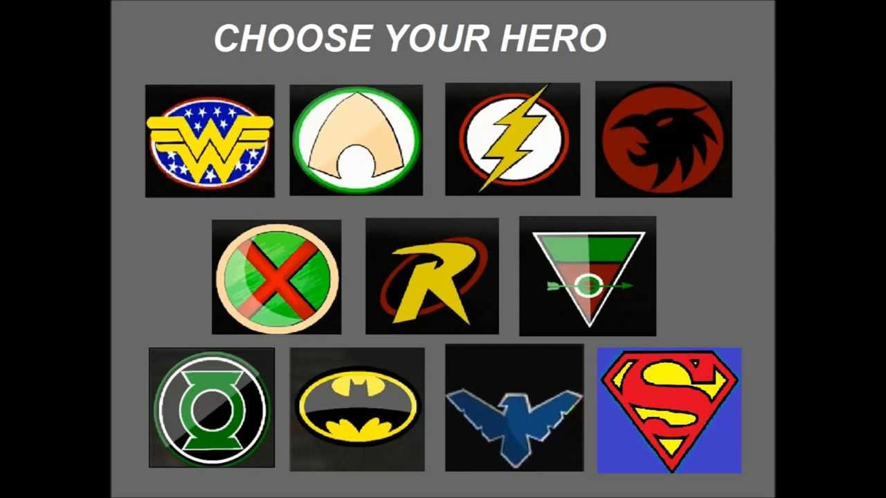 Black Ops 2 Justice League Emblem Pack 1280x720