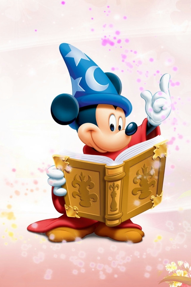 Disney Mickey Mouse iPhone 4 Wallpaper and iPhone 4S Wallpaper 640x960