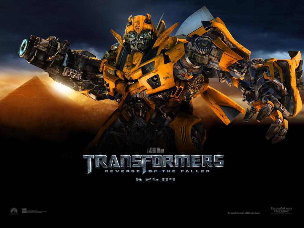 Transformers 2   Bumblebee Screensaver   ScreensaverBasecom 1024x768