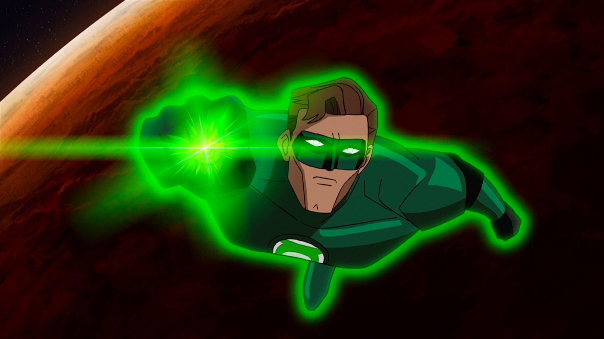 Green Lantern First Flight Blu ray Review 1920x1080