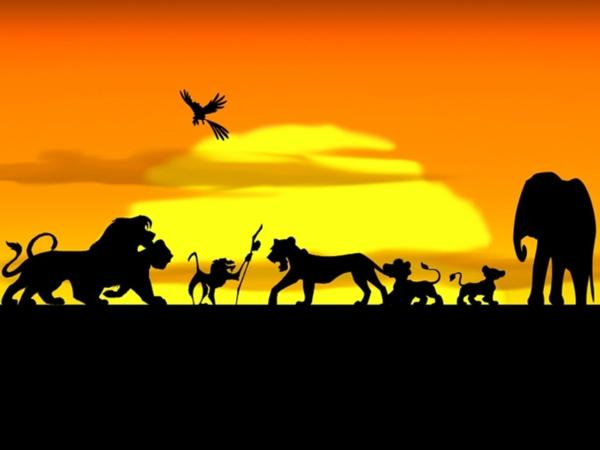 lion king 1920x1440 wallpaper Sunsets Wallpapers Desktop 600x450